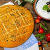 Pide Ekmek, das türkische Fladenbrot - Brote aus aller Welt