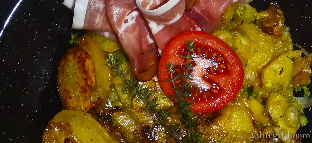 Kartoffel-Fenchel-Pfanne – herzhaft & rustikal