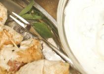 Saltimbocca vom Hähnchenfilet