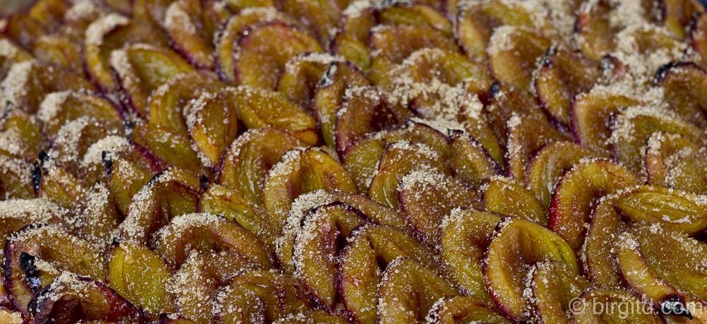 Pflaumenkuchen mit Hefe – der locker-fruchtige Genuss ♥