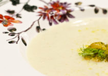 Fenchelrahmsuppe