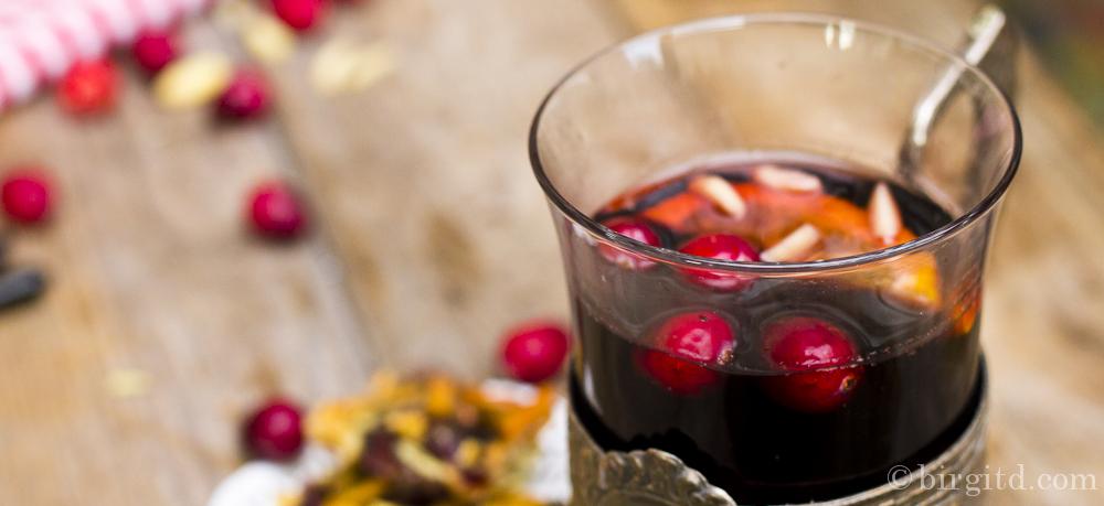 Cranberry-Gløgg & Kürbiskern-Cranberry-Krokant