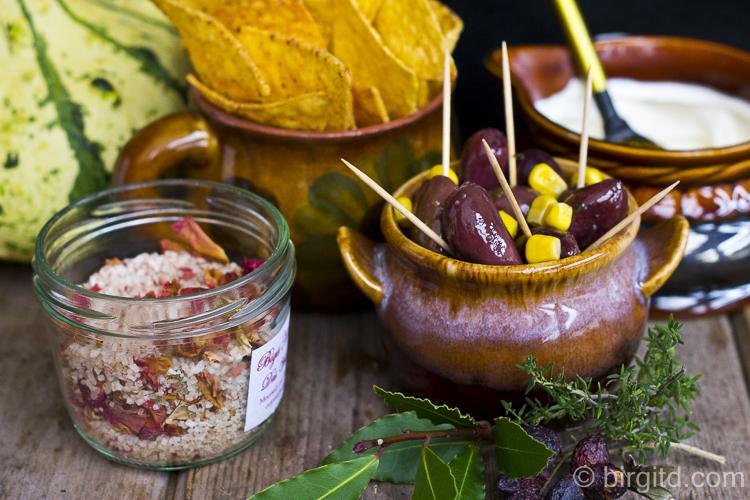Chili con Carne, Beilagen