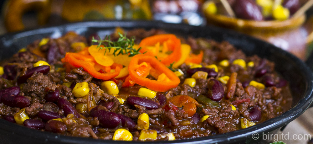 "N° 17 ♥ Chili con Carne – ""Ponderosa Style"""