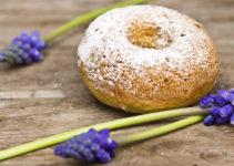 Fluffige Mini-Donuts aus dem Backofen