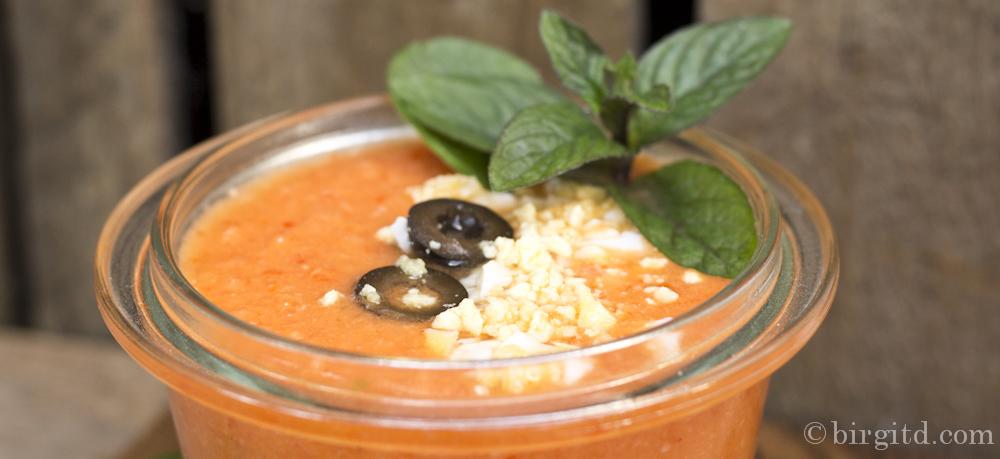 N° 37 ☼ Gazpacho andaluz – eisgekühlt & köstlich