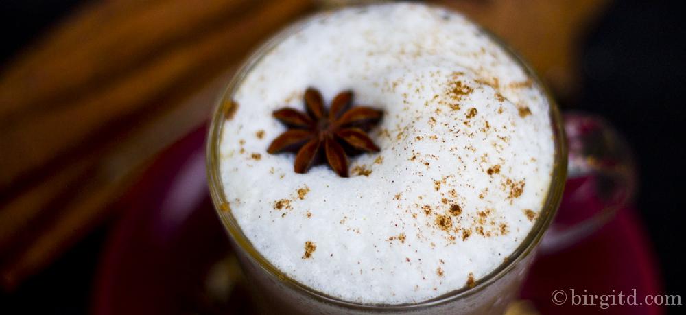 Selbstgemachte Chai Latte-Gewürzmischung und mein Rezept für einen besonders leckeren Chai Latte