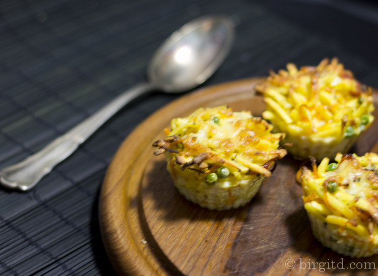 Nudel-Muffins