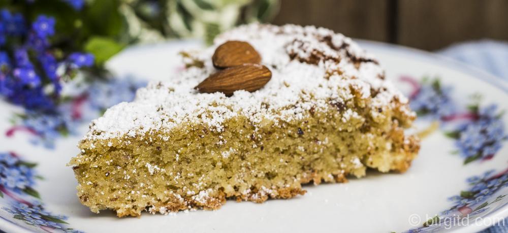 Mallorquinischer Mandelkuchen – Gato d' Ametlla