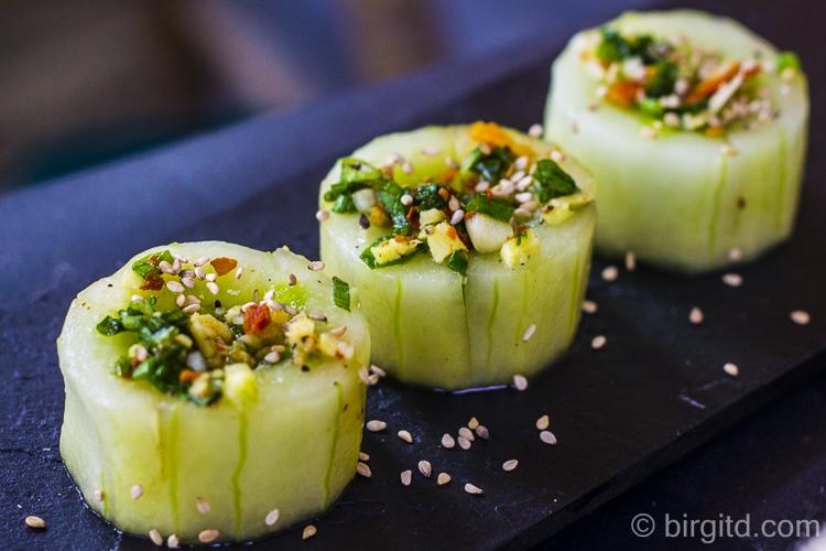 Gurken-Kimchi