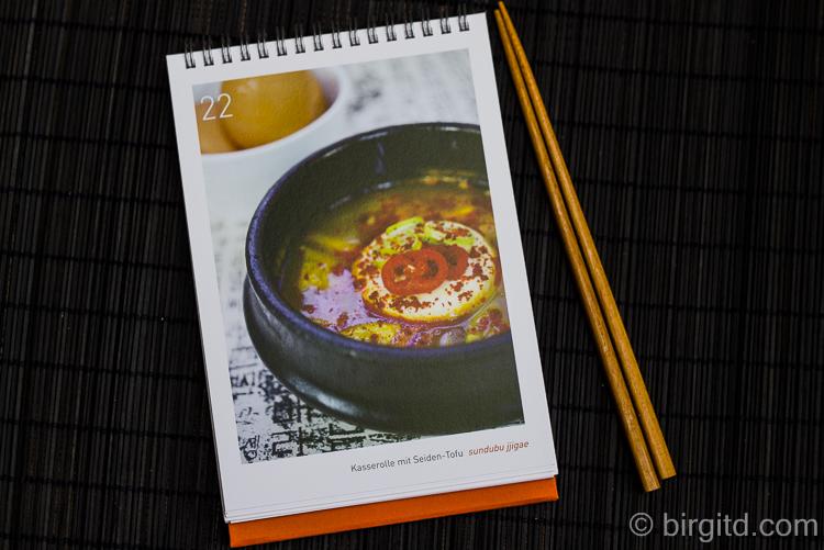 Kochlust auf Koreanisch