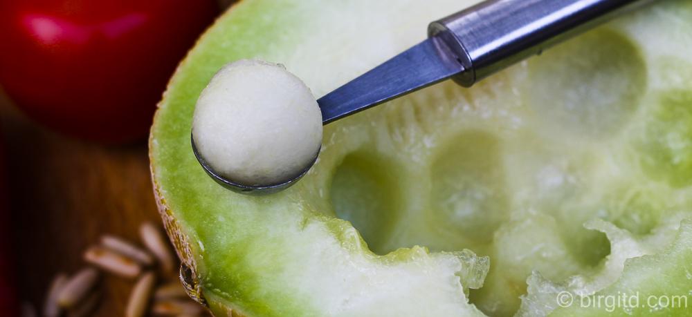 Melone – melon – дыня – арбуз – Rezepte für heiße Sommertage