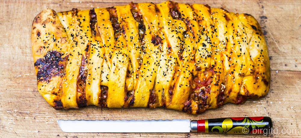 Stromboli – die Pizza, die als heißes Päckchen daherkommt