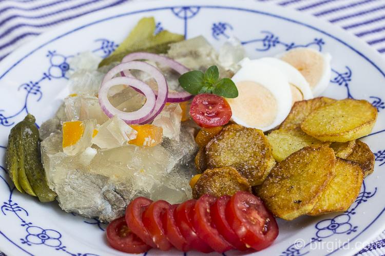Sauerfleisch nach Schleswig-Holsteiner Art