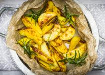 Kartoffelspalten - Potato wedges