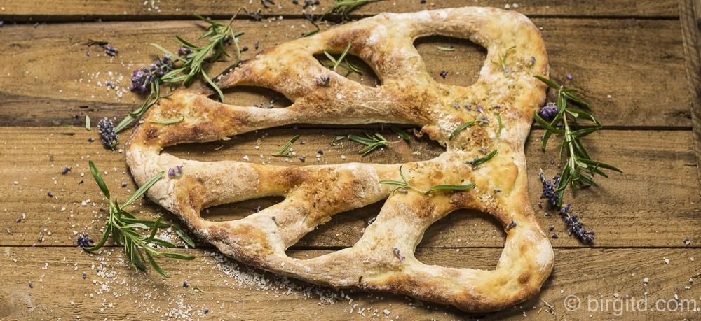 Fougasse, eine Brotspezialität aus der Provence – Brote aus aller Welt