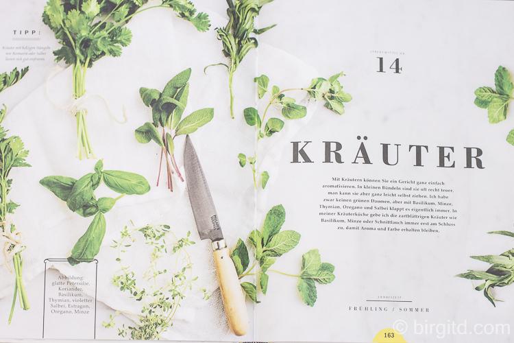 """14. Kapitel, """"Vegetarisch mit Liebe"""" [Rezension],"""