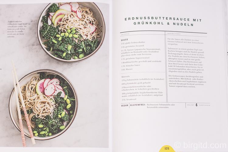 """Rezept, """"Vegetarisch mit Liebe"""""""