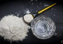 Zutaten für Sauerteigansatz