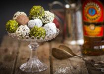 Schoko-Trüffel mit Asmussen-Rum