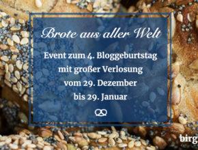 Event zum 4. Bloggeburtstag
