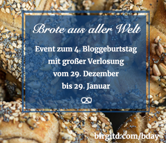 4. Geburtstag von birgitd.com