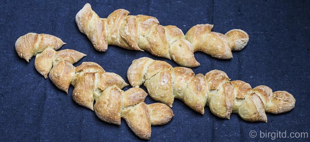 Brote aus aller Welt – Pain d' Epi (no-knead) aus Frankreich