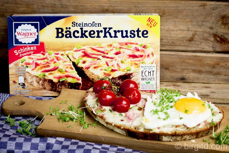 Steinofen Bäckerkruste