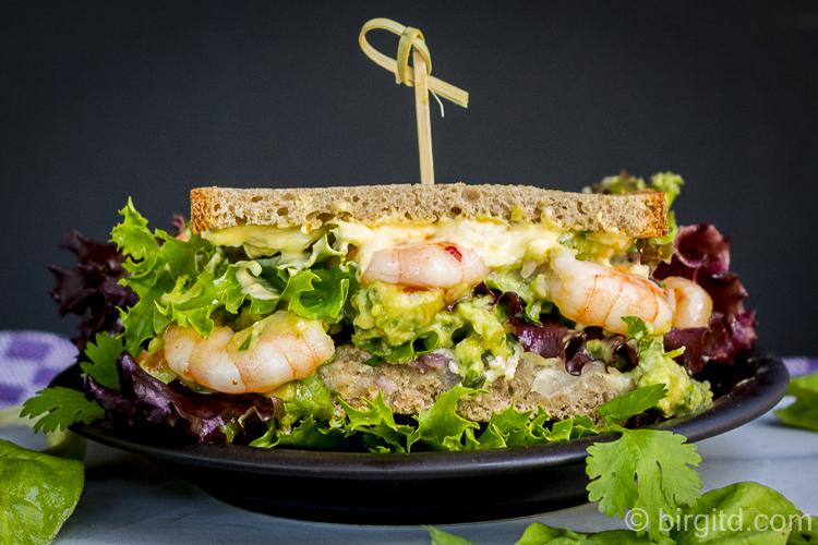 Bäckerkruste - Sandwich de luxe