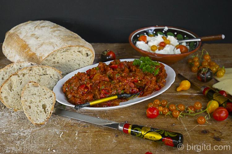 Auberginenkaviar aka Baklaschannaja Ikra