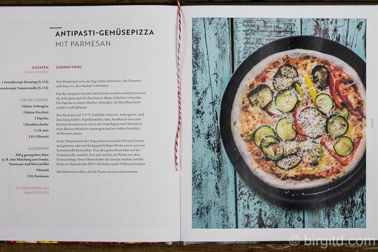 50 x Italien vom Blech - Pizza