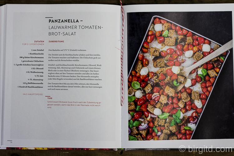 50 x Italien vom Blech - Gemüse, Pasta, vegetarisch