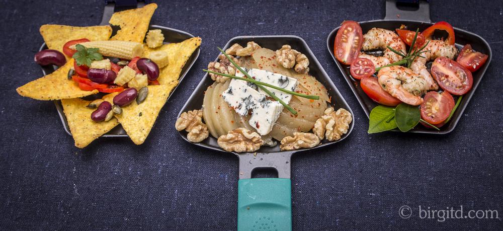 """Raclette """"Alles ist Käse"""" –  kreative Ideen fürs Pfännchen und umzu"""