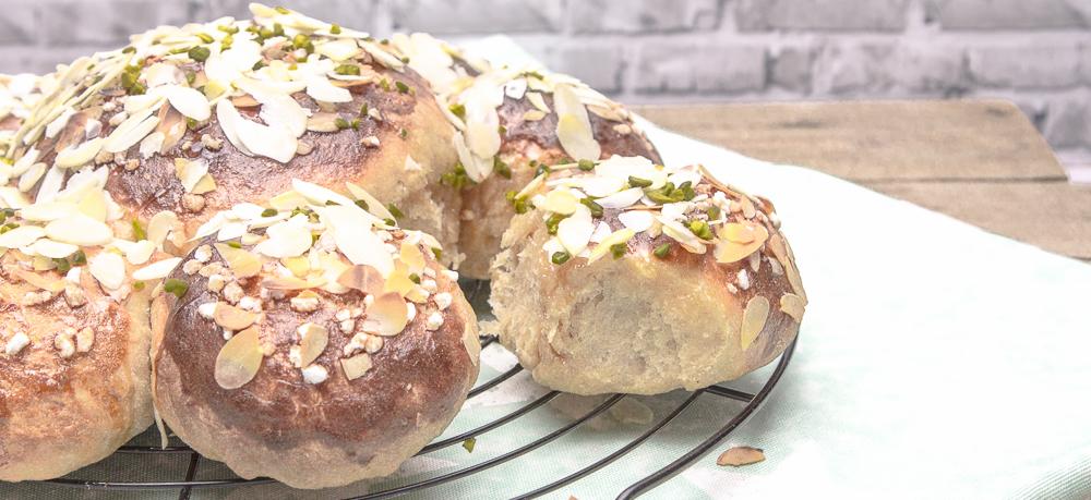 Schweizer Dreikönigskuchen – Brote aus aller Welt