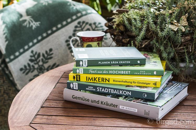 Planen - Säen Ernten und andere Gartenbücher 2019