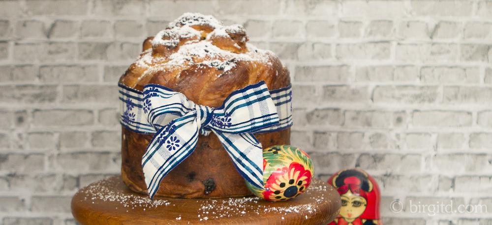 Babuschkas Kulitsch – das russische Osterbrot als No-knead Variante – Brote aus aller Welt