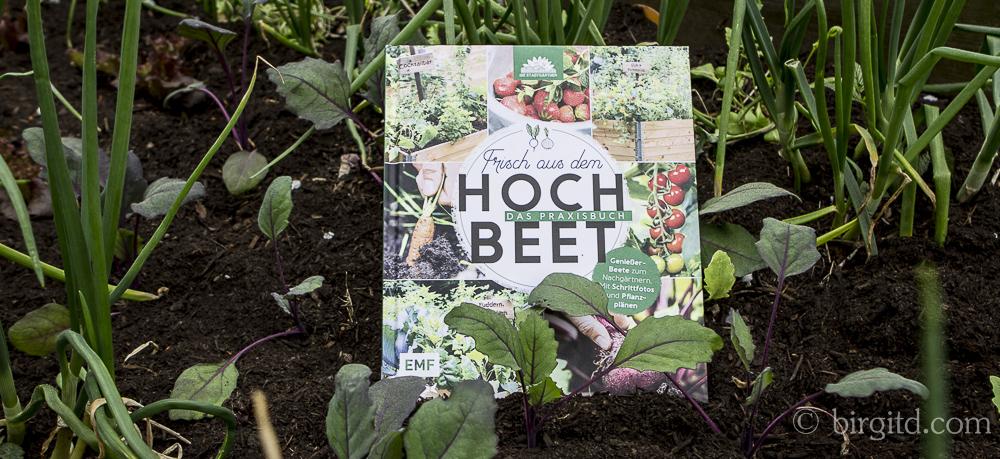 Frisch aus dem Hochbeet – Gartenbuchvorstellung & Verlosung