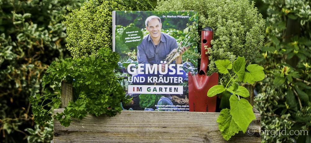 Gemüse und Kräuter im Garten – Gartenbuchvorstellung & Verlosung