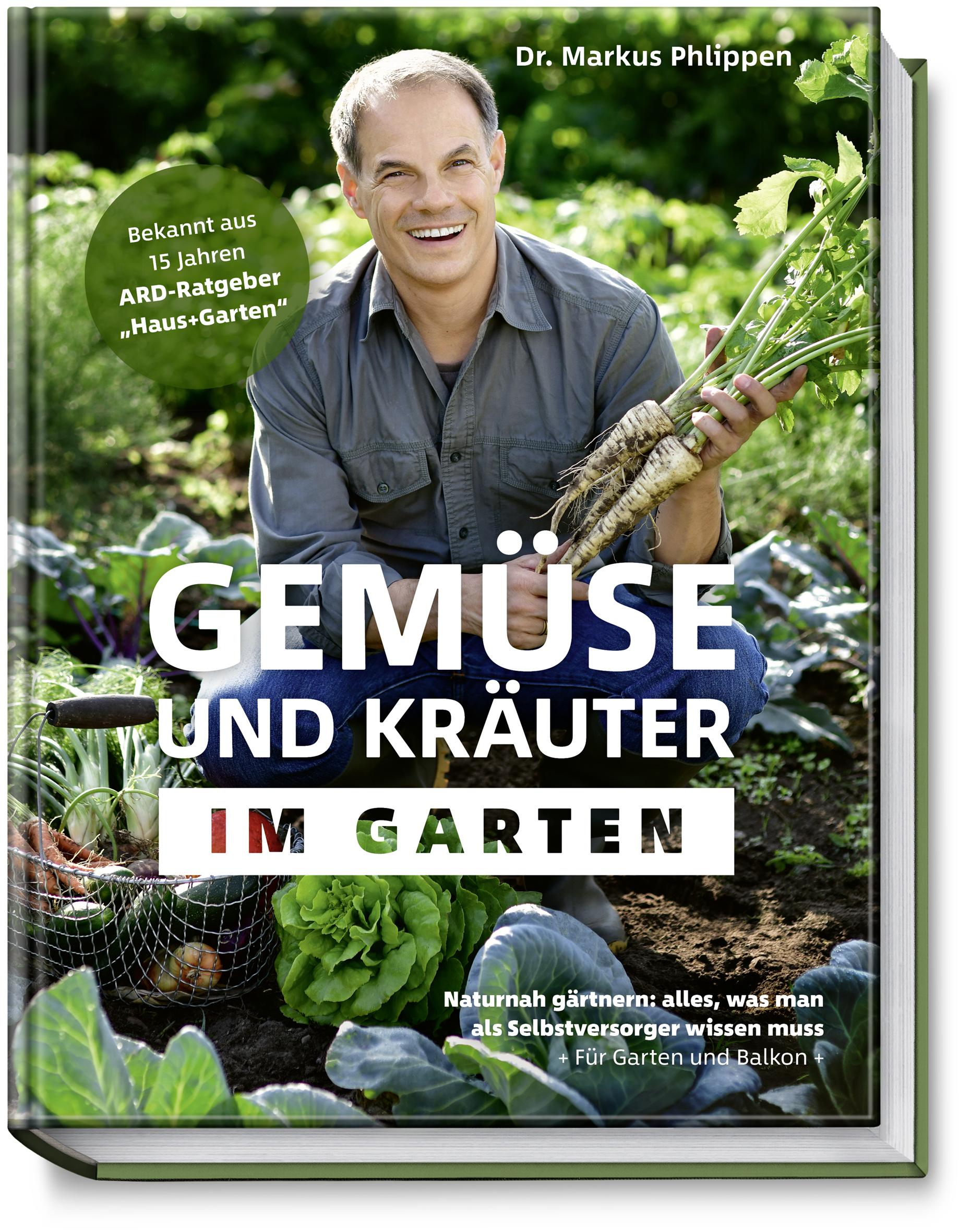 Gemuese und Kräuter Cover (Foto BJV-Verlag)