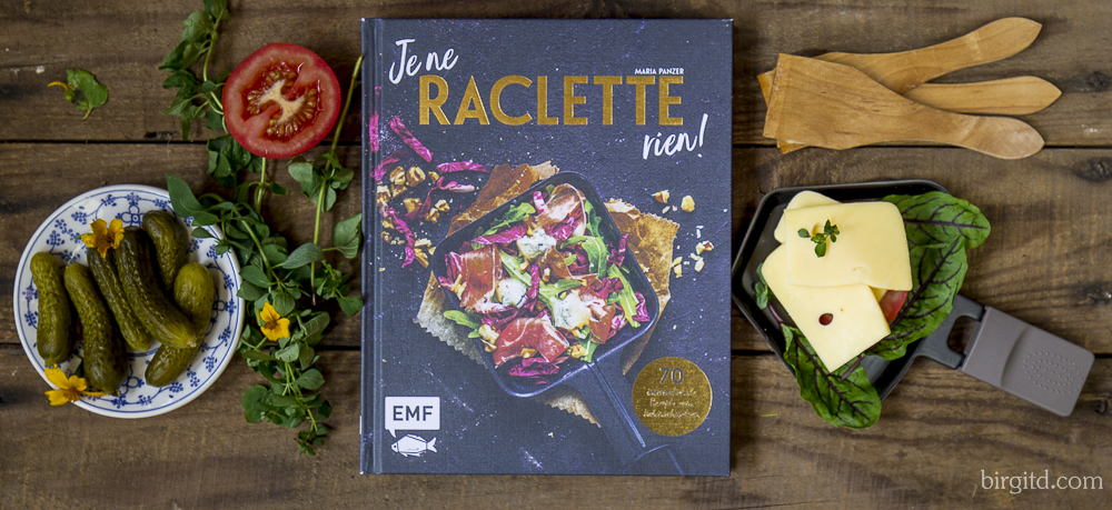 """Je ne RACLETTE rien!"" ein kulinarischer Trip around the world"