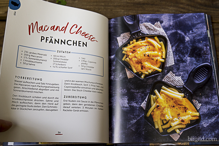 Mac and Cheese-Pfännchen