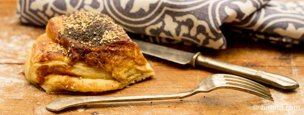 Plunderteig für Laugenecken, Croissants, Franzbrötchen & mehr