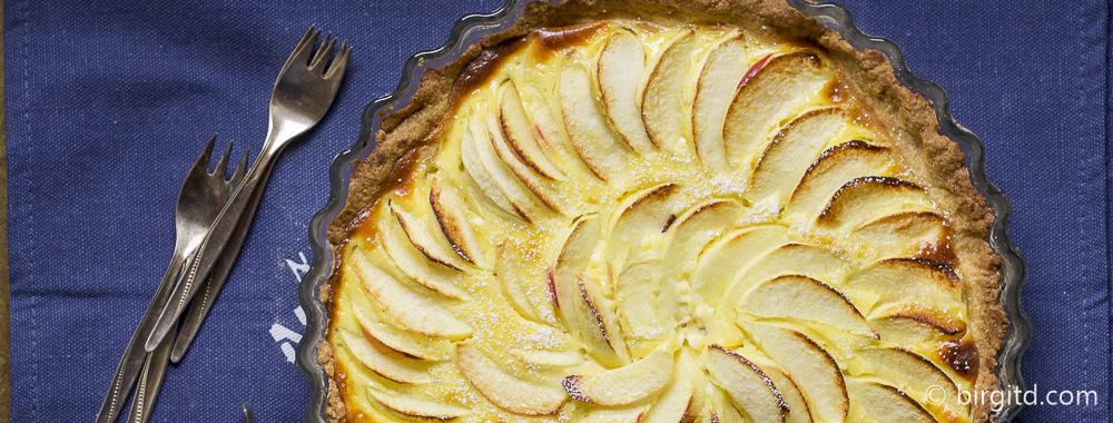 Apfelkuchen aus aller Welt: Tarte aux pommes aus Frankreich