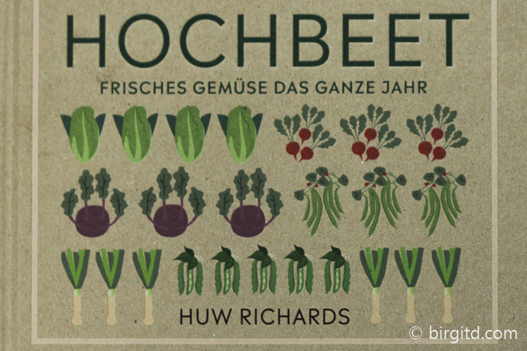 Hochbeet Huw Richards
