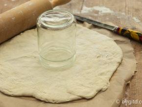 Pizzablume - Zubereitung