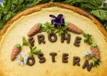 Käse-Schokokuchen mit Eierlikör
