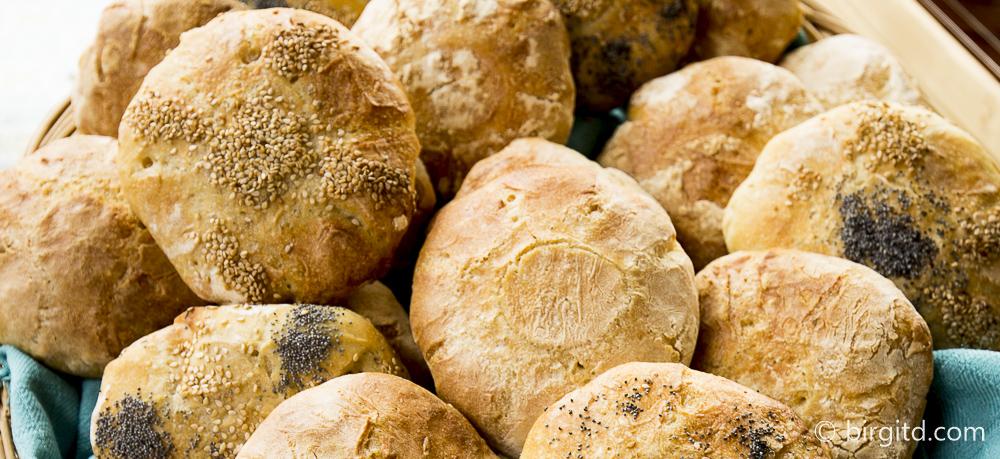 Rosette Soffiate –  Brote aus aller Welt