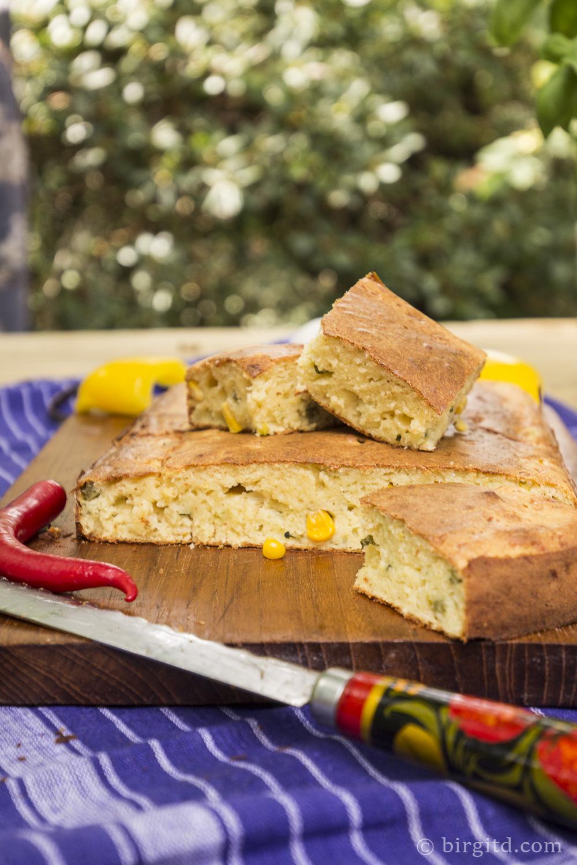 Maisbrot Brote aus aller Welt