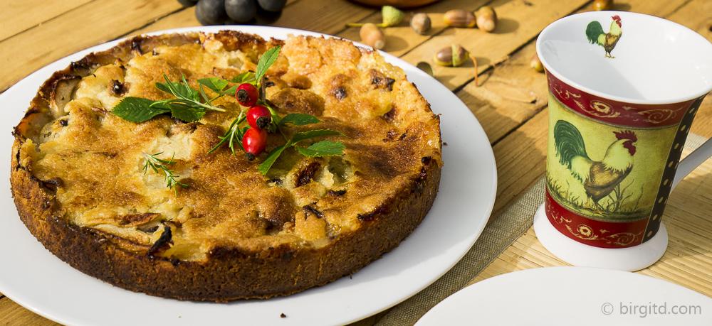 Italienischer Apfelkuchen mit Rosmarin – Apfelkuchen aus aller Welt