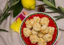 Pignoli - italienische Pinienkern-Plätzchen